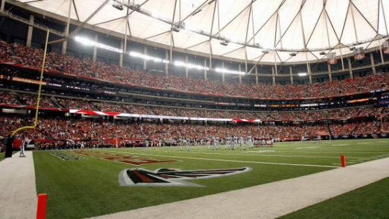 Falcons Desire For Open Air Stadium Creates Issues In
