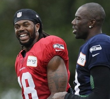 Sidney Rice says he'll be playing Week One - ProFootballTalk