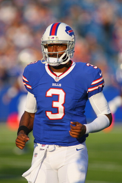 Report: Bills expected to start E.J. Manuel against Patriots ...