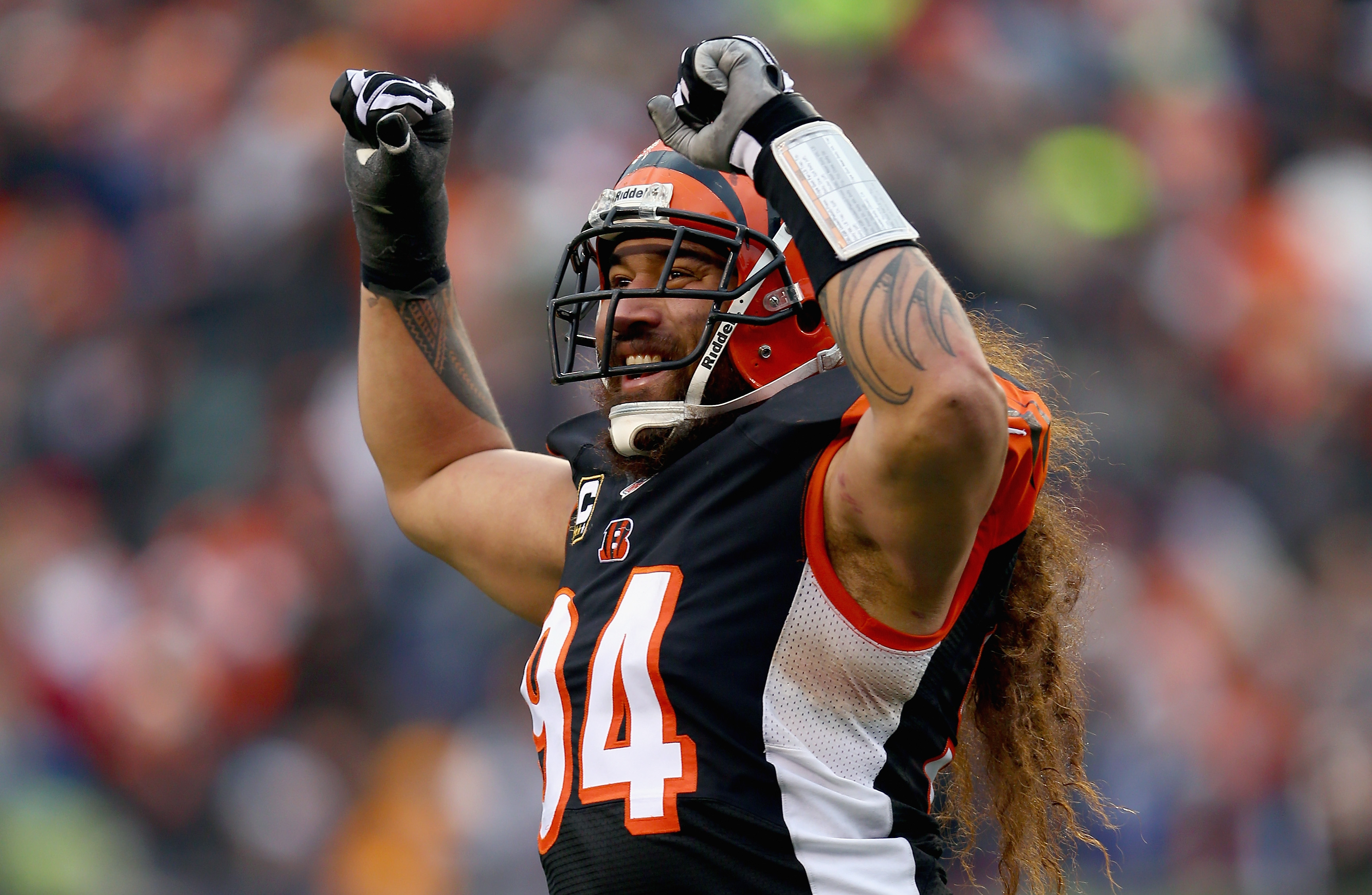 Report: Bengals give Domata Peko a two-year extension ...