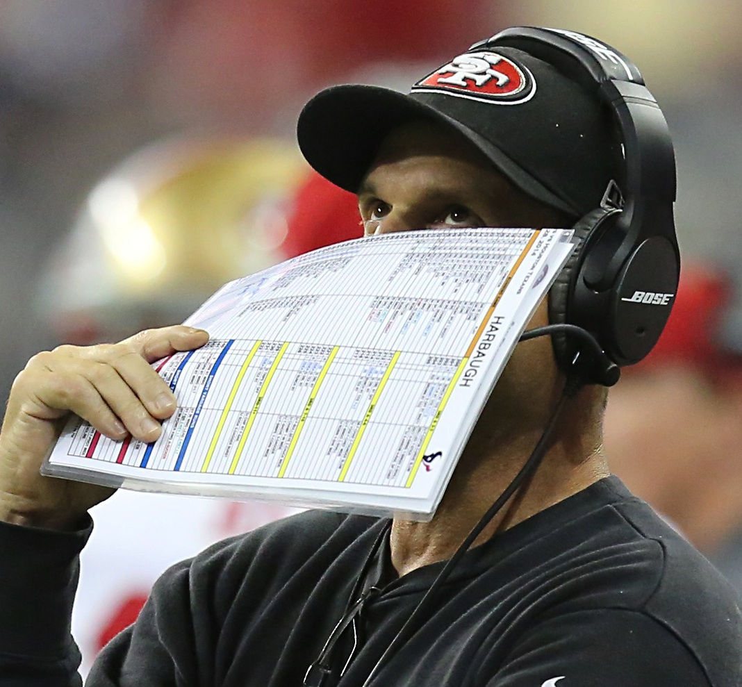 City Motors Jacksonville Ar >> Harbaugh doesn't have much to say about Aldon Smith suspension - ProFootballTalk