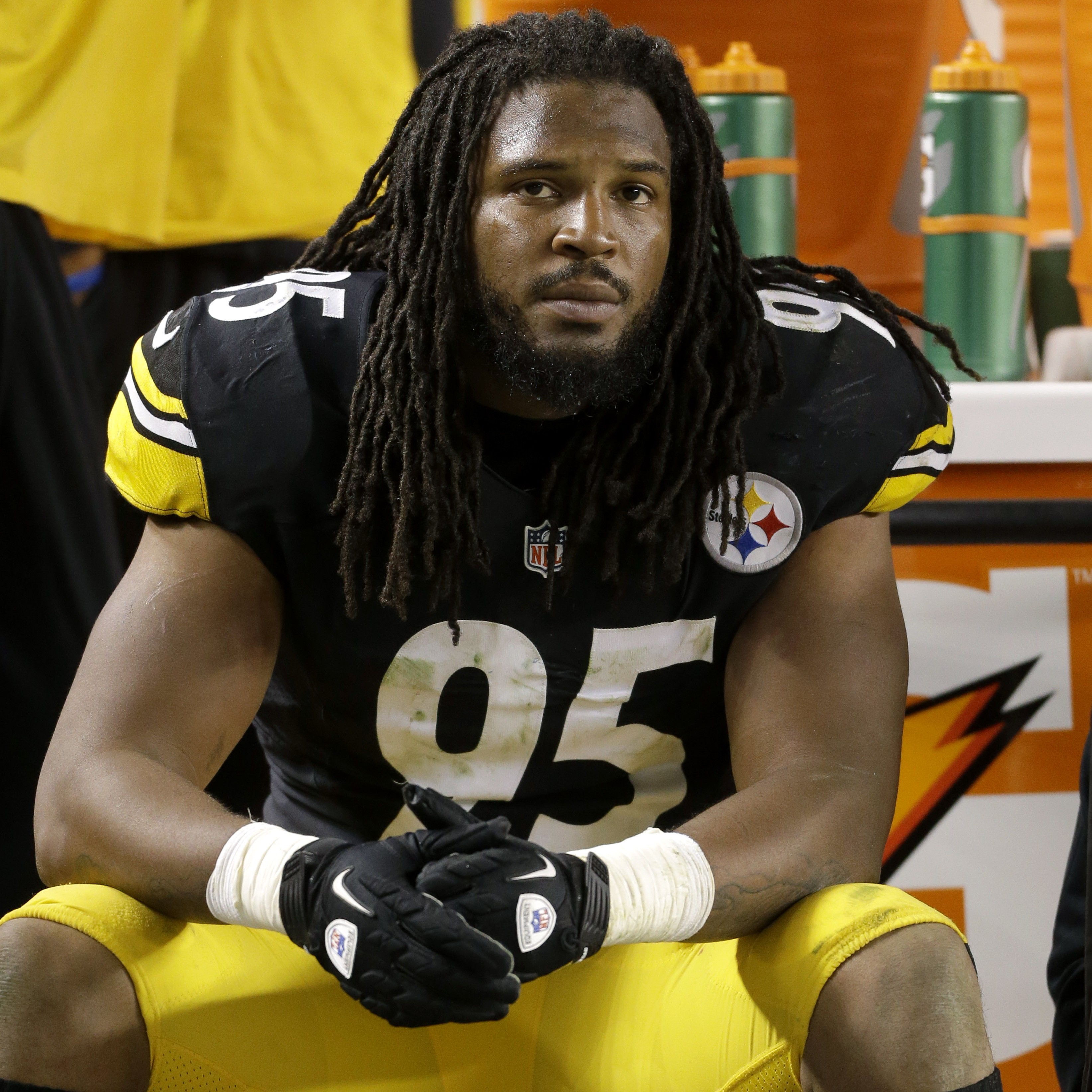 Draft haul could determine how Steelers proceed with Jarvis Jones ...