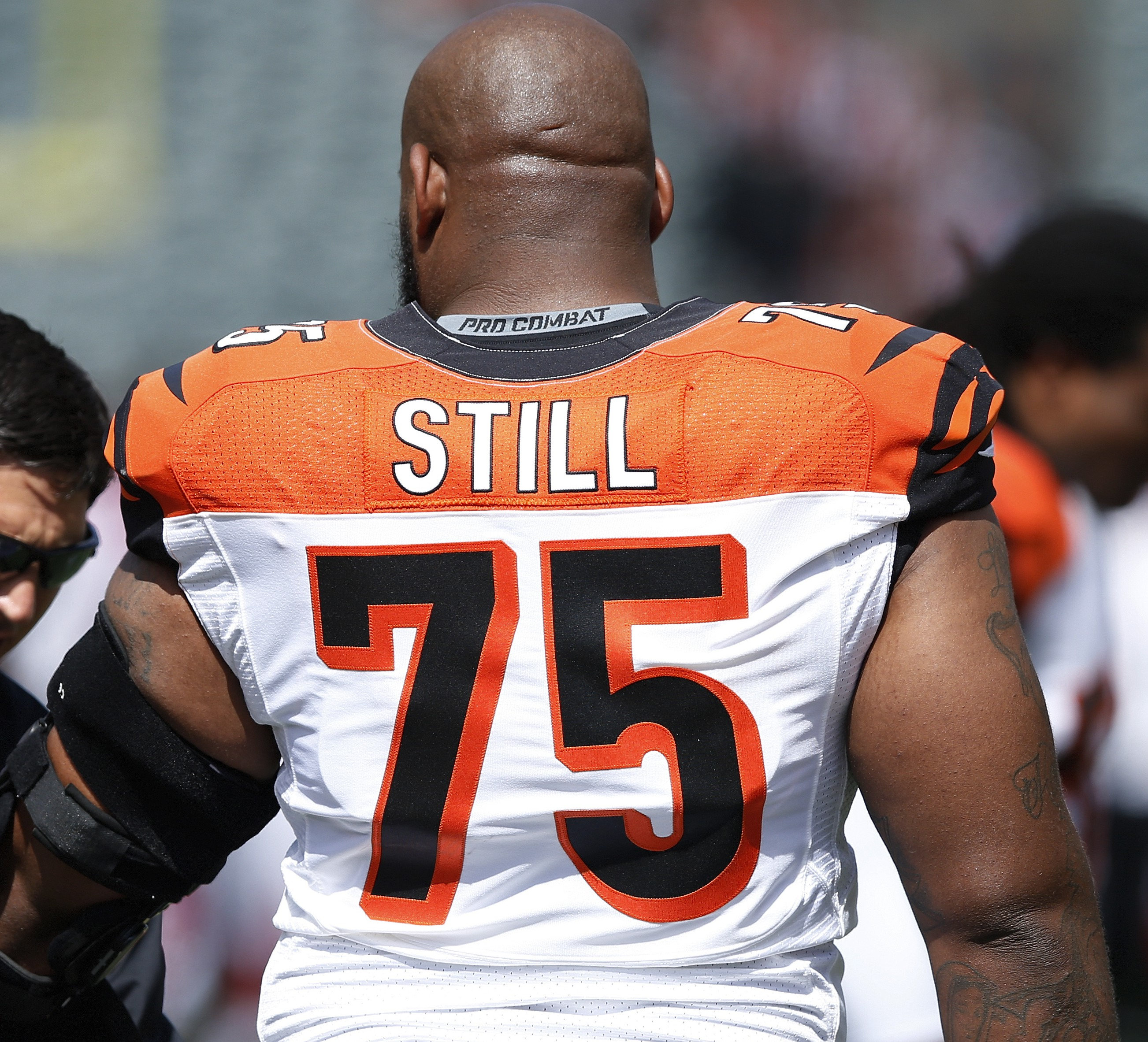 Bengals to donate more than $1 million from Devon Still jersey ...