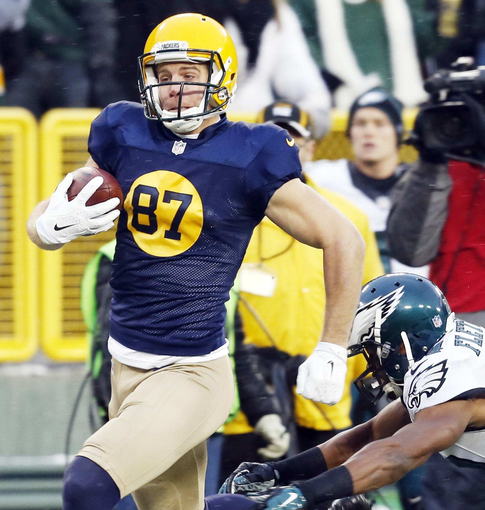 Packers expected to ditch their old-school alternate uniforms ...