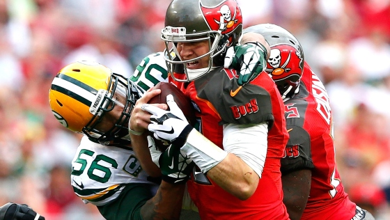 Packers Knock Off Buccaneers Clinch Playoff Spot Profootballtalk