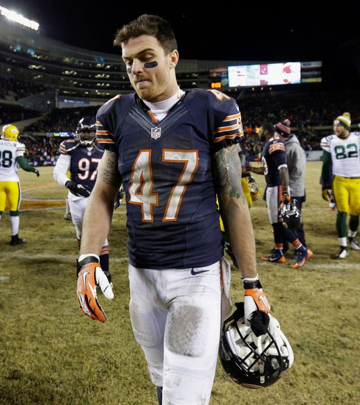 Chris Conte ruled out with back injury - ProFootballTalk