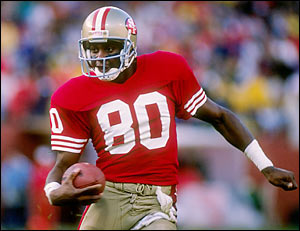 Jerry Rice admits to cheating, says