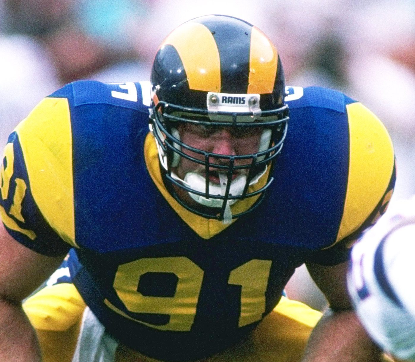 Former L A Rams Would Like Current L A Rams To Bring Back Old Uniforms Profootballtalk