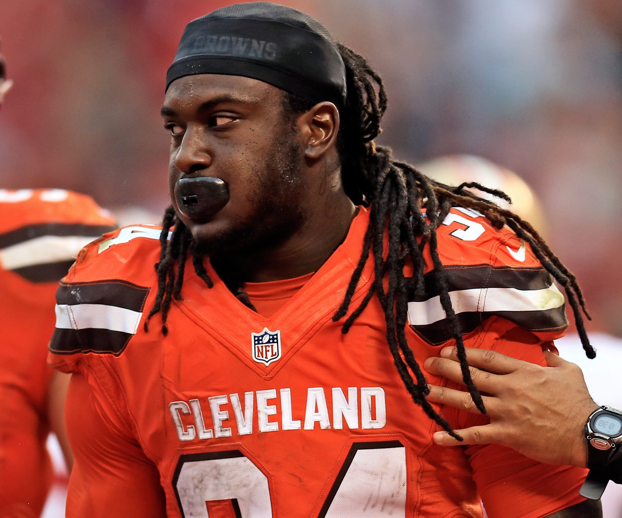 Isaiah Crowell: