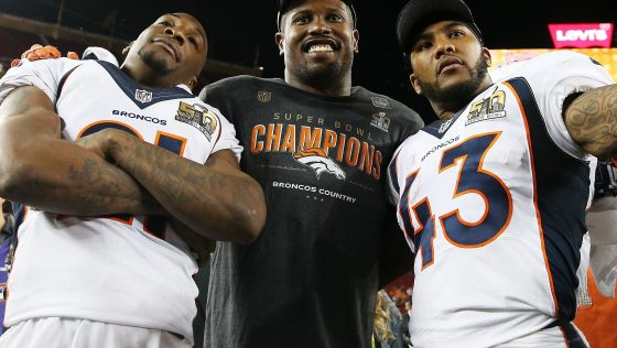 """T.J. Ward says Broncos """"can become the best defense of all time"""" -  ProFootballTalk"""