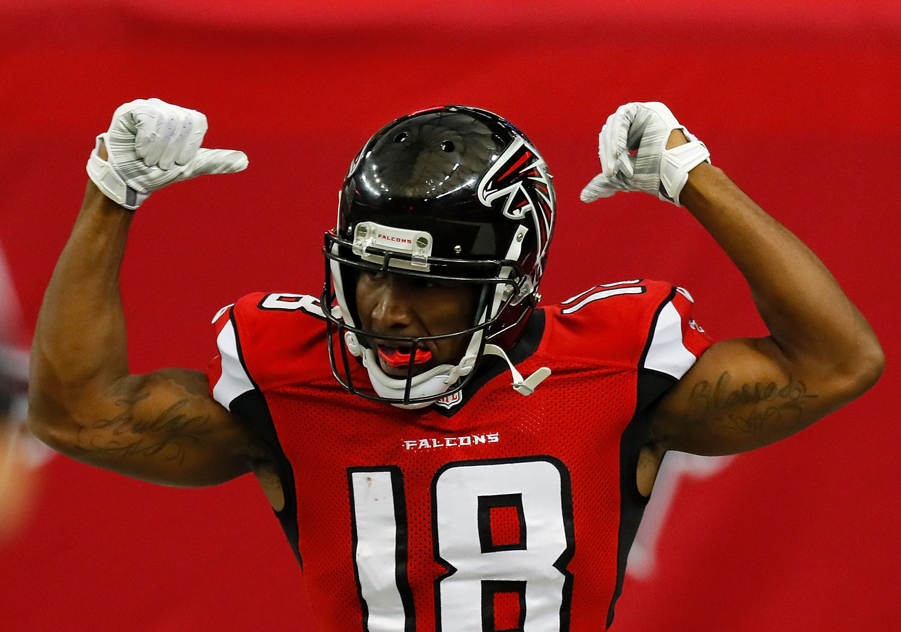 Taylor Gabriel signs one-year tender offer with Falcons ...