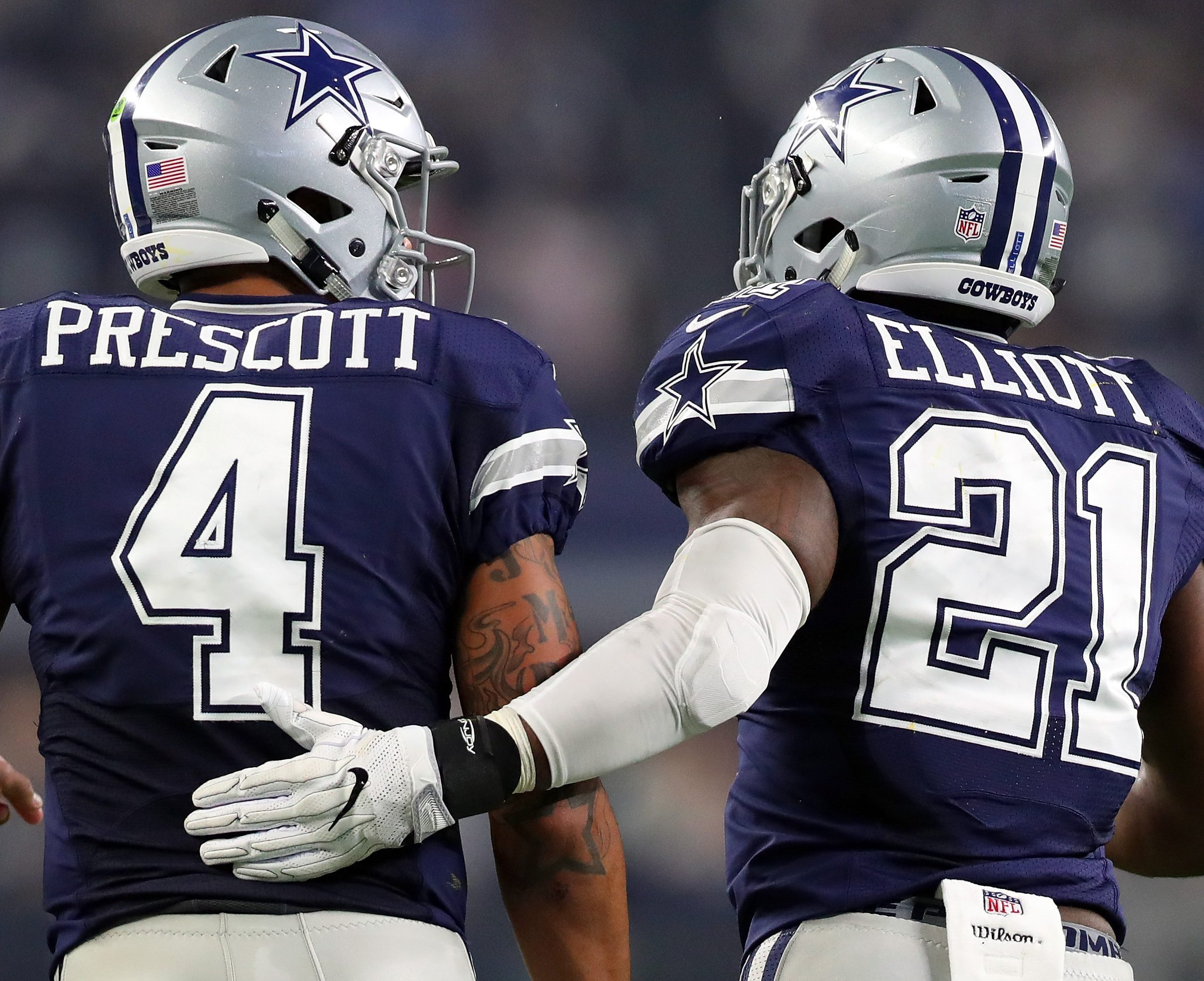 Four Cowboys jerseys among the top 10 sellers for 2016 ...