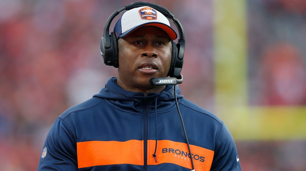 Vance Joseph on late field goal: I wanted points there - ProFootballTalk