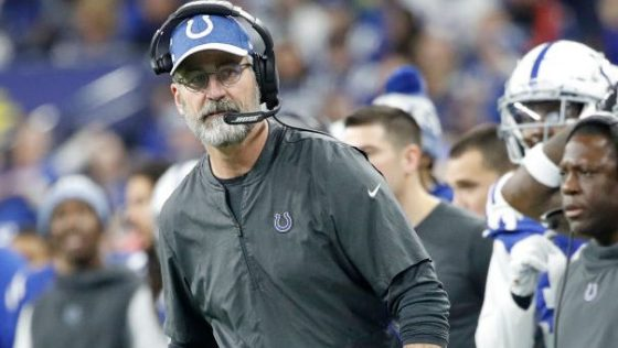 """Frank Reich: Our goal isn't to just """"hold the ball and keep it ..."""