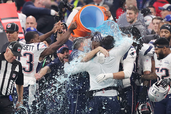 FMIA: Ego-less Patriots Figure It Out In Time Vs. Rams in 'throwback' Super Bowl