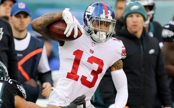 Giants get all defense out of Odell Beckham trade