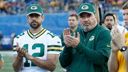 Aaron Rodgers Mike Mccarthy Tension Dated Back To 2005 Profootballtalk