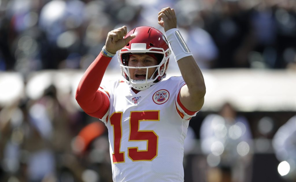 Chiefs dominating Raiders with 28 unanswered points for 18-point lead - ProFootballTalk
