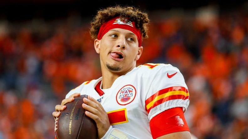 Patrick Mahomes benefits from having unusual knees - ProFootballTalk