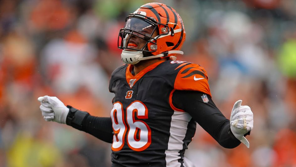 Report: Bengals tell Carlos Dunlap to stay home Wednesday - NBC Sports - NFL