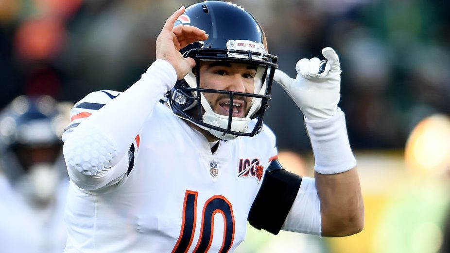 "Bears G.M.: Trading for Nick Foles creates ""open competition"""