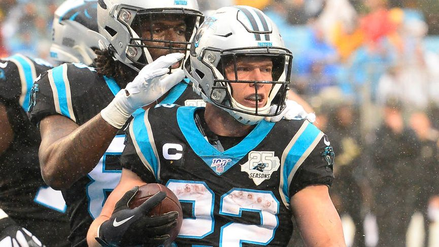 Marty Hurney on Christian McCaffrey contract: He's a unique back - ProFootballTalk