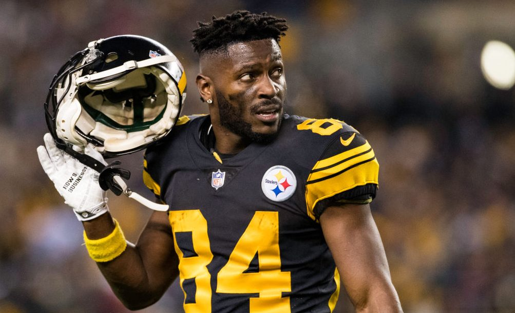"""Kevin Colbert: Steelers have """"moved on"""" from Antonio Brown - ProFootballTalk"""