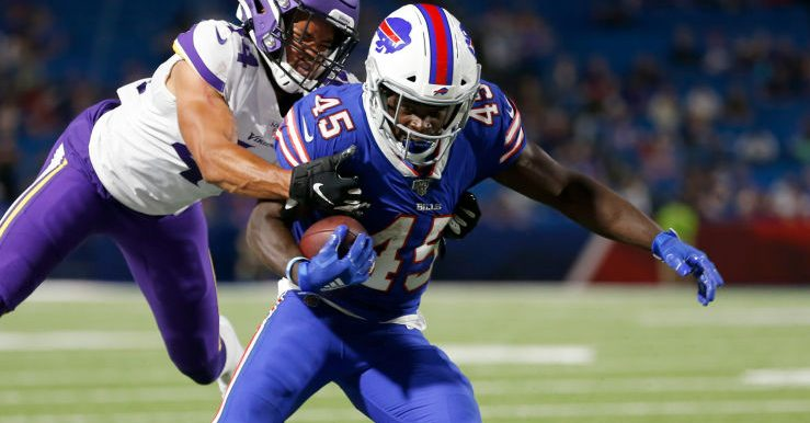 Bills talk up the potential of rugby player Christian Wade - ProFootballTalk