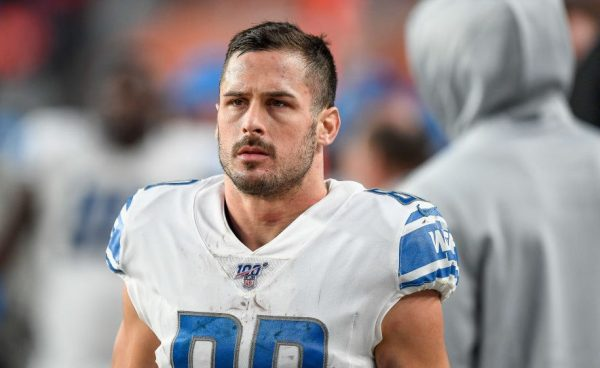 Lions re-sign Danny Amendola to one-year deal