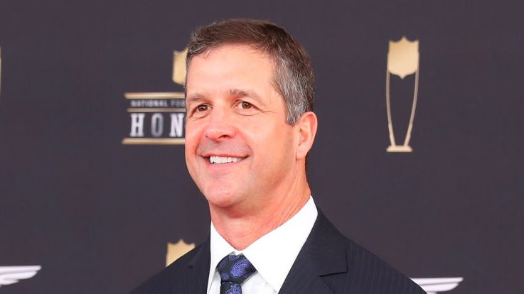 Ravens coach John Harbaugh won't be at Scouting Combine - ProFootballTalk