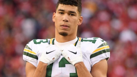 Allen Lazard Remains Salty About Packers Nfc Title Game Loss To 49ers Profootballtalk