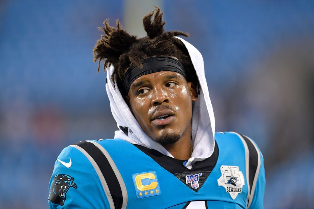 Chargers may be spreading the word that they don't want Cam Newton - ProFootballTalk