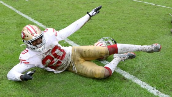 49ers Jimmie Ward deal