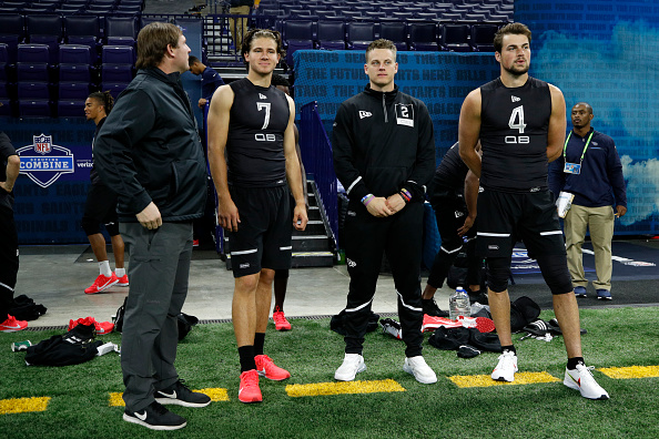 NFL Scouting combine buzz