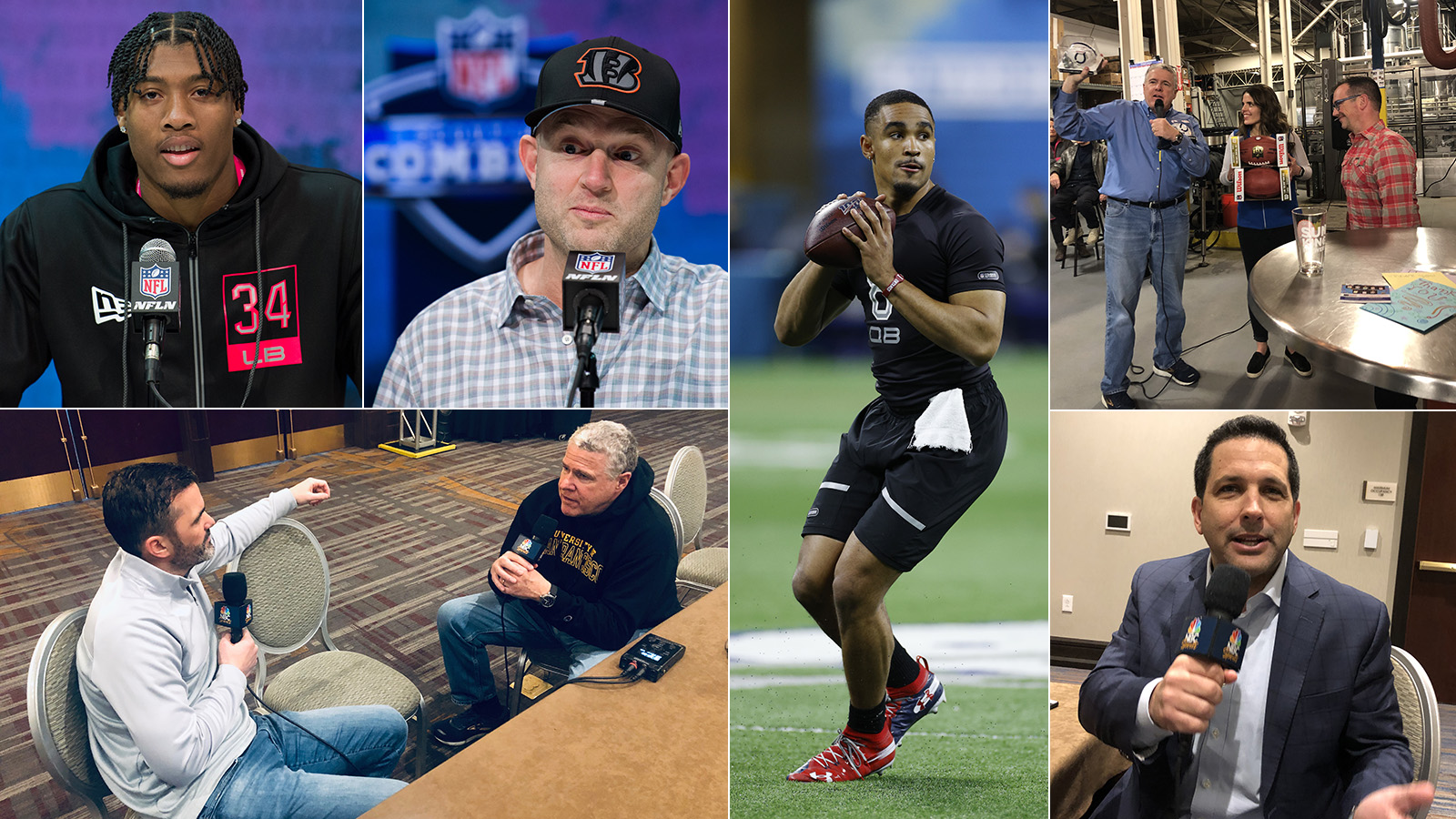 NFL scouting combine buzz: Peter King's take from Indy