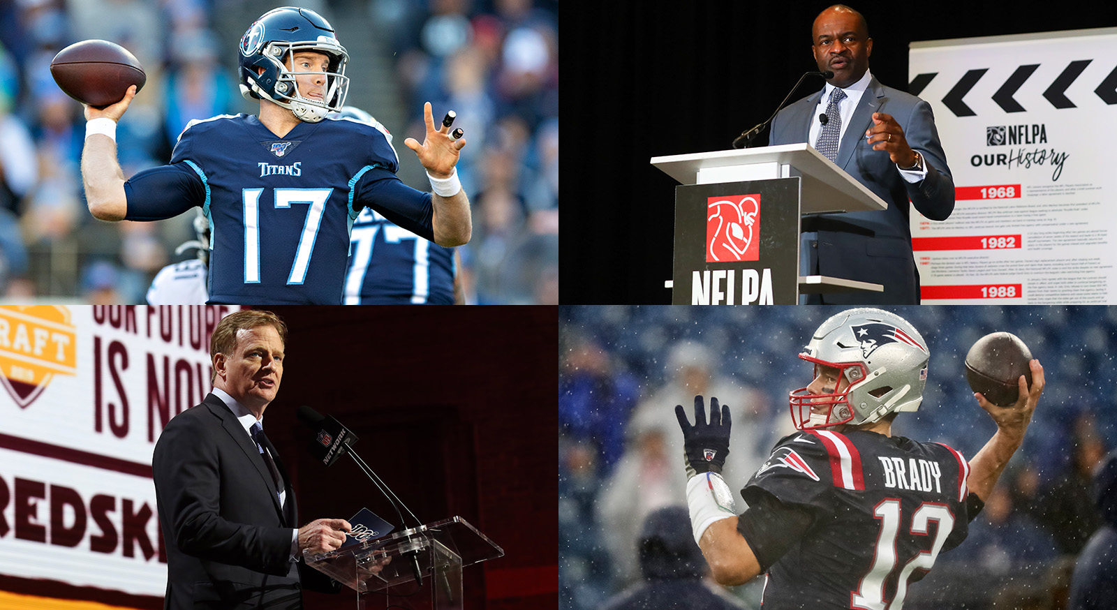Football Morning In America: NFL In Unprecedented Times - Peter King, NBC Sports
