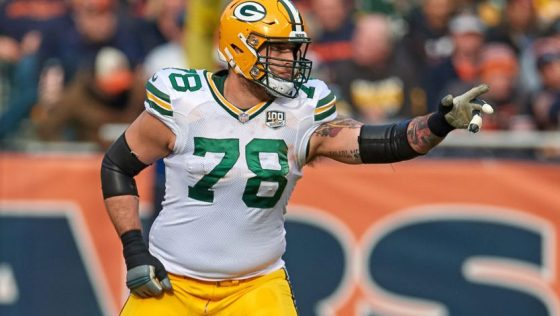 Jason Spriggs agrees to one-year deal with Bears - ProFootballTalk