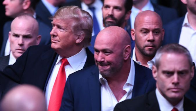 President's call with sports commissioners will include Dana White, Vince McMahon - ProFootballTalk