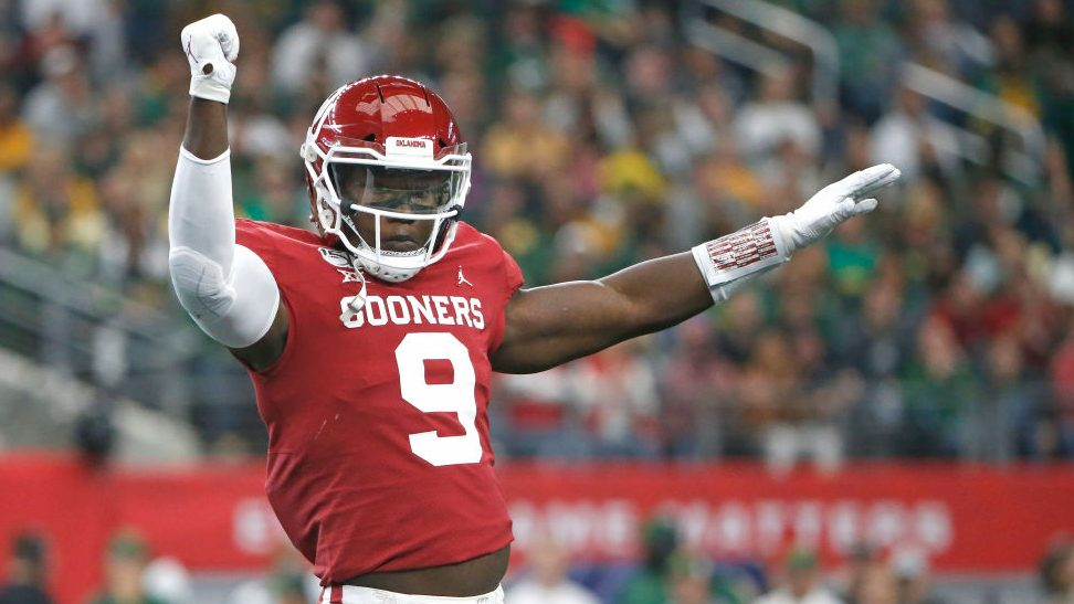 Kenneth Murray says he's 100 percent after hurting hamstring at Combine - ProFootballTalk