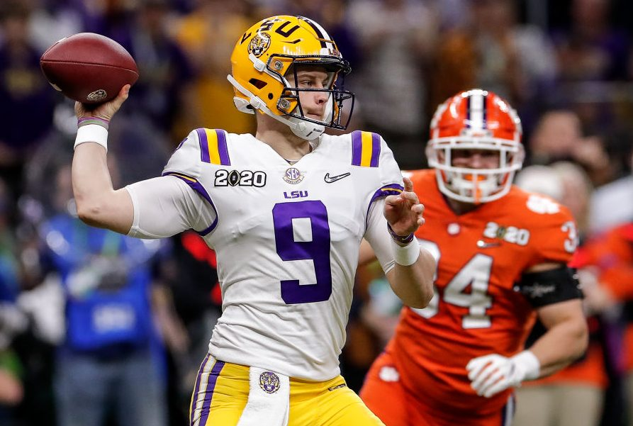 David Carr hopes Joe Burrow's protected better than he was as a rookie