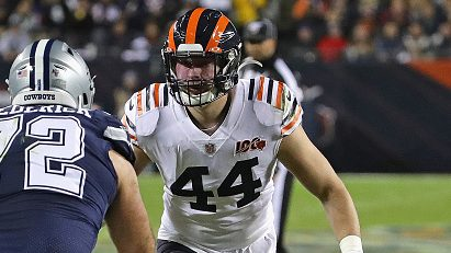 """Nick Kwiatkoski """"can't wait"""" for chance to be full-time starter with Raiders"""