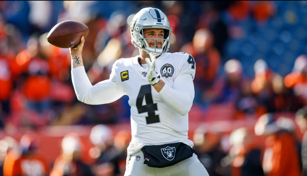 Derek Carr on George Floyd's death: The division and hate has to end - ProFootballTalk
