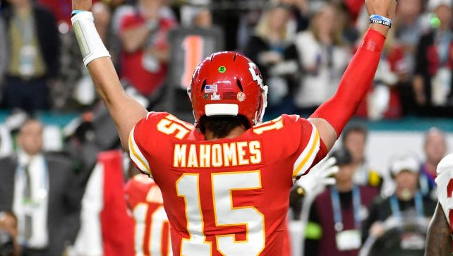 Report: Chiefs, Patrick Mahomes commence contract negotiations - ProFootballTalk