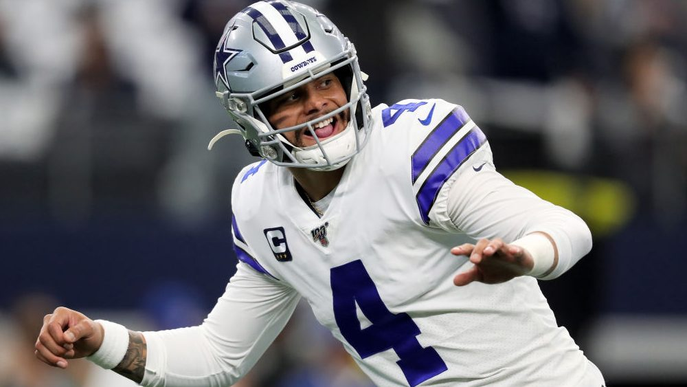 Dak Prescott prevents Cowboys from changing their mind and yanking the franchise tender - NBC Sports - NFL thumbnail