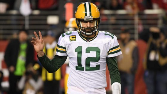 Chris Simms top 40 NFL QB rankings: Aaron Rodgers