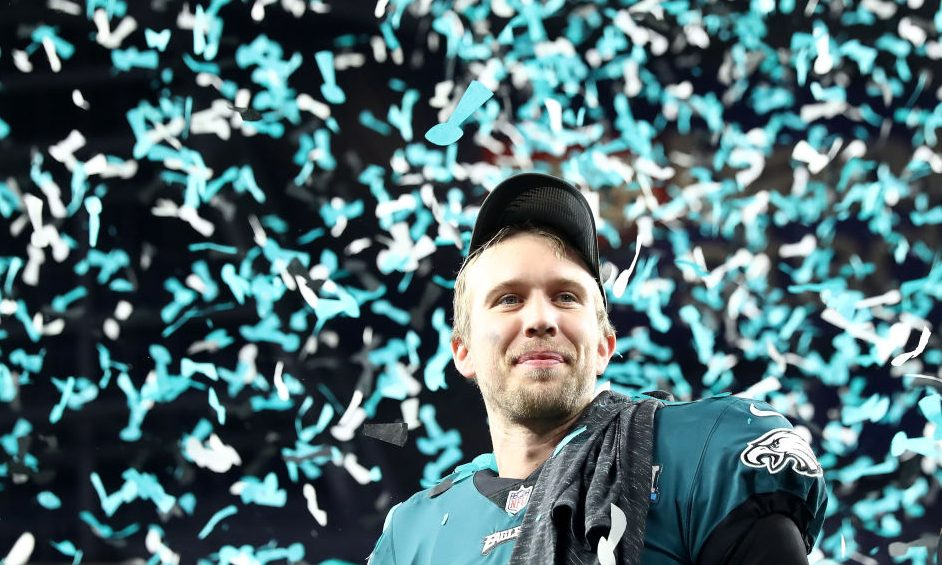 Nick Foles: Sports shows us what's possible when we stop looking at skin color