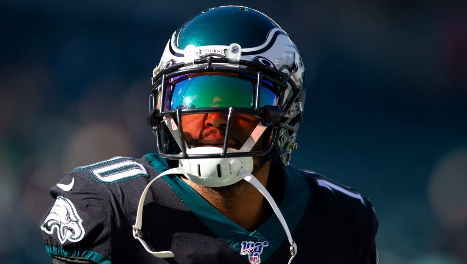 """Eagles: DeSean Jackson's messages were """"offensive, harmful, and absolutely appalling"""" - ProFootballTalk"""