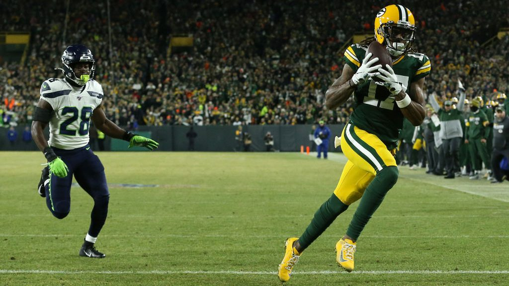 Ugo Amadi using experience against Davante Adams as motivation thumbnail