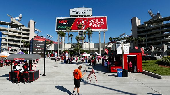 Bucs get $10.4 million for COVID-19 stadium safety upgrades