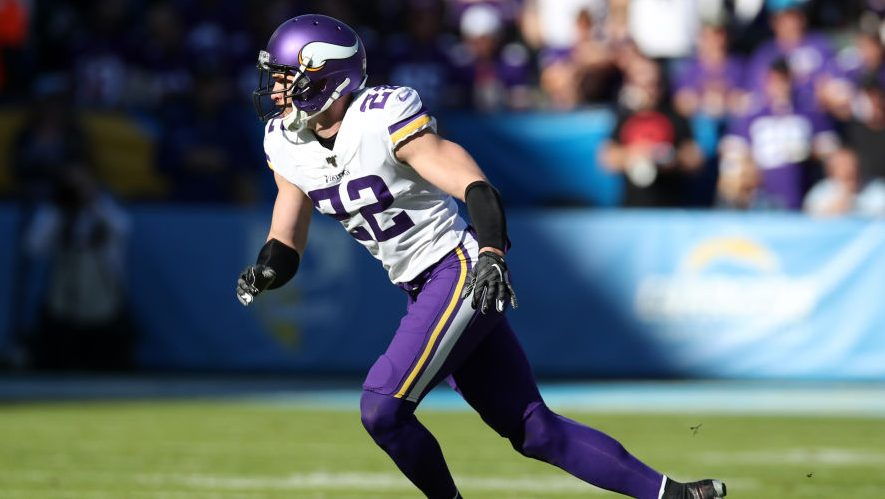 Harrison Smith: Good to have some new faces on defense - ProFootballTalk